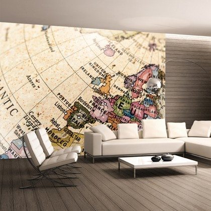 map copy banner wallpaper design