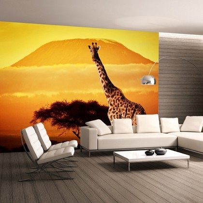safari banner wallpaper design