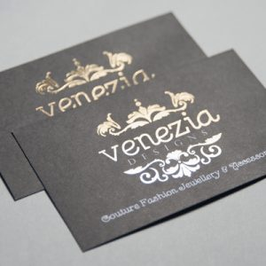 Opuleaf Luxe Business Cards
