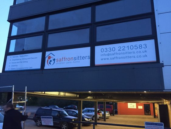 sign printing in bury st edmunds