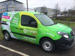 van wrap example in bury st edmunds