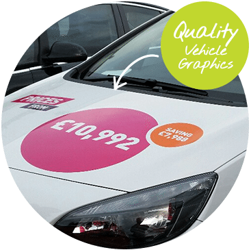 Vehicle Graphics Bury St Edmunds